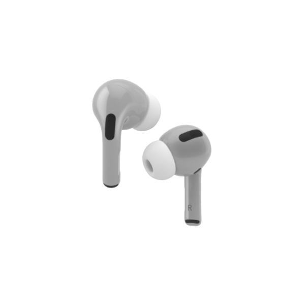 Apple AirPods Pro Gunmetal Glossy | Craft by Merlin