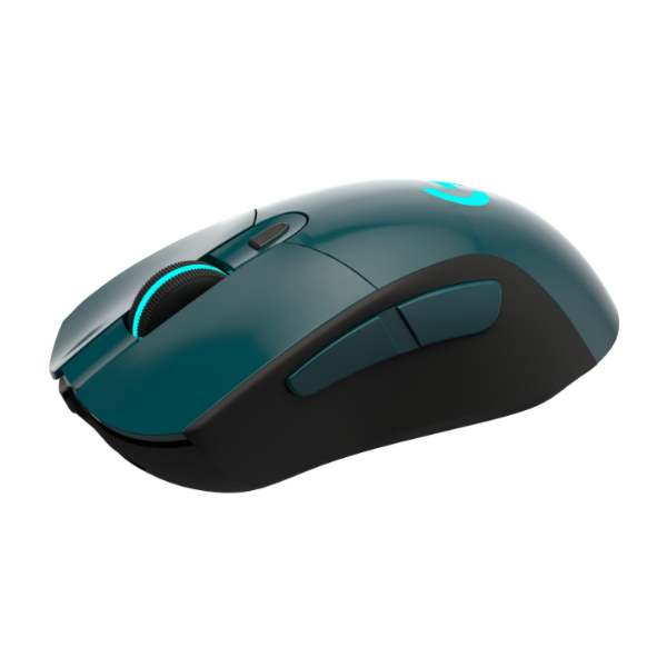 Logitech G703 Wireless Gaming Mouse Midnight-Green Glossy - Craft by Merlin