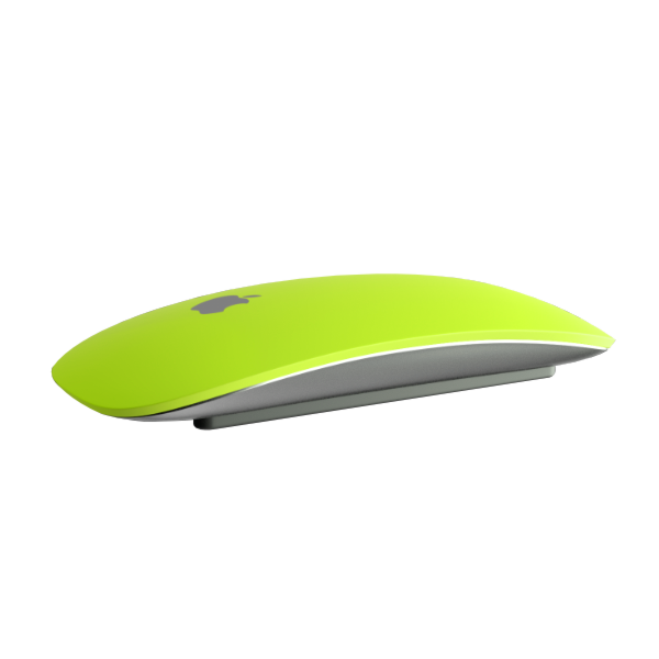 Apple Magic Mouse 2 Neon Yellow - Craft by Merlin