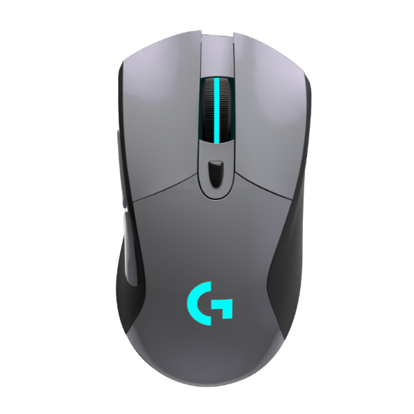 Logitech G703 Wireless Gaming Mouse Steel Glossy - Craft by Merlin